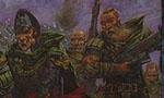 Voir la fiche Warhammer 40 000 : Série Fantômes de Gaunt, Cycle Second, La Sainte: Sabbat Mater [#7 - 2008]