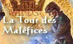 Voir la fiche La Grande Guerre des Dieux : La Belgariade : La Tour des Maléfices [#4 - 1991]