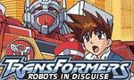 Voir la fiche Transformers Robots in Disguise : Transformers robots déguisés [2001]