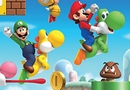 Voir la critique de New Super Mario Bros. Wii : Super Mario Old School