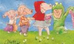 Voir la critique de Pig 10 : Les cochons savent compter!
