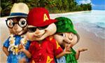 Voir la critique de Alvin et les Chipmunks 3 : L'aventure extérieure