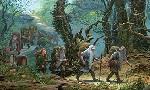 Voir la critique de le Seigneur des Anneaux : Le Hobbit le jeu de cartes [2012] : Le pli du milieu...
