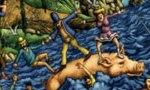 Voir la critique de Sunk [2005] : Un monde de fantasy en train de sombrer mais avec humour