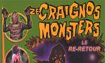 Voir la fiche Ze Craignos Monsters [#3 - 1998]