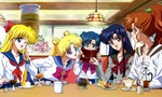Sailor Moon Crystal 1x01 ● Acte 1 : Usagi - Sailor Moon -