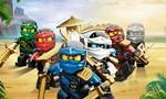 LEGO Ninjago Les maîtres du Spinjitzu 9x01 ● La mère de tous les dragons