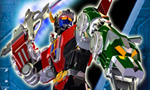 Voltron: The Third Dimension [1x16] Biography: The Voltron Force