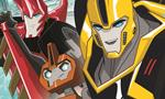 Transformers robots déguisés 4x10 ● Disordered Personalities