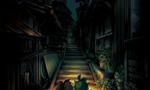 Voir la fiche Yomawari : Midnight Shadows [2017]