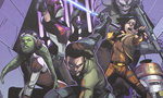 Voir la critique de Star Wars : Kanan Tome 1 [2015] : Kanan Begins