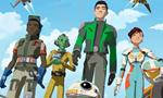 First Look Trailer - Star Wars Resistance | Disney