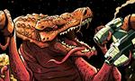 Voir la critique de Star Wars : Aventures dans un Monde Rebelle : La Tanière #3 [2017] : Monster Planet