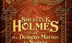 Voir la critique de Les dossiers Cthulhu : Sherlock Holmes et les Démons marins du Sussex #3 [2020] : Dans les profondeurs indicibles avec Sherlock