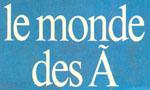 Voir la fiche Le Monde des non-A [#1 - 1953]