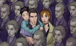 Voir la fiche L'Infini : La Citadelle du Vide [#1 - 2005]