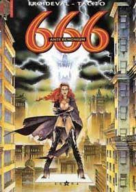 666 : Antedemonium [666 episodes 1 - 1993]