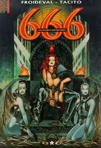 666 : Allegro Demonio 666 episodes 2 [1994]