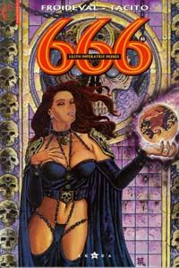 666 : Lilith Imperatrix Mundi [666 episodes 4 - 1997]