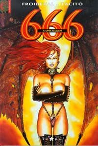 666 : Atomik Requiem [666 episodes 5 - 1998]