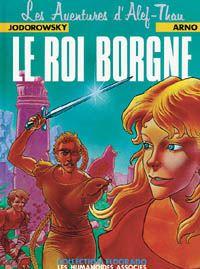 Les Aventures d'Alef Thau : Alef Thau : le Roi Borgne [#3 - 1986]
