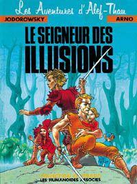 Les Aventures d'Alef Thau : Alef Thau : le Seigneur des Illusions #4 [1988]