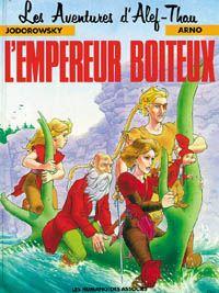 Les Aventures d'Alef Thau : Alef Thau : l'Empereur Boiteux [#5 - 1989]