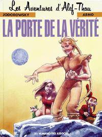 Les Aventures d'Alef Thau : Alef Thau : la Porte de la Vérité #7 [1994]