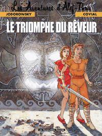 Les Aventures d'Alef Thau : Alef Thau : le Triomphe du Rêveur #8 [1998]