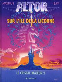 Altor : Sur l'Ile de la Licorne [#2 - 1988]