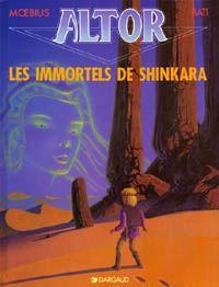 Altor : les Immortels de Shin Kara #4 [1992]