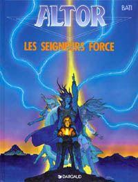 Altor : les Seigneurs Force #5 [1995]
