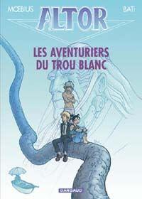 Altor : Les Aventuriers du Trou Blanc #7 [2003]