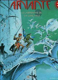 Amiante : le Labyrinthe de la Lune Pâle [#3 - 1995]