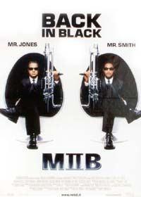 Men in Black II #2 [2002]