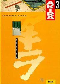 Akira : Les Chasseurs #3 [1991]