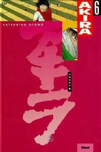 Akira : Chaos #6 [1992]
