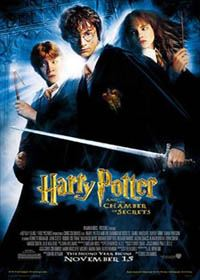 Harry Potter et la chambre des secrets #2 [2002]