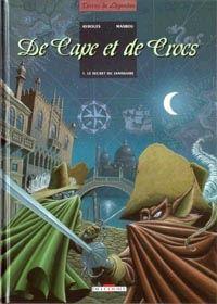 De Cape et de Crocs : Le Secret du Janissaire #1 [1995]