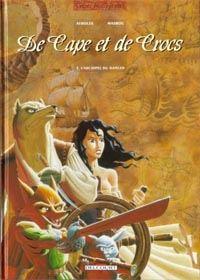 De Cape et de Crocs : L'Archipel du Danger #3 [1998]
