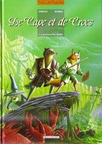 De Cape et de Crocs : Le Mystère de l île étrange [#4 - 2000]