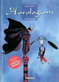 Horologiom : Le Grand Rouage [#5 - 2000]