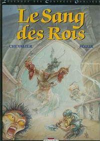 Légendes des Contrées Oubliées : Le Sang des rois [#3 - 1992]