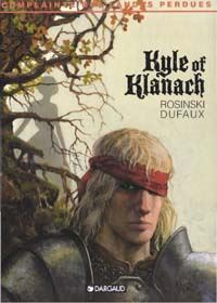 La Complainte des Landes Perdues : Kyle of Klanach #4 [1998]
