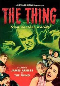 The Thing : La Chose,  d'un autre monde [1951]
