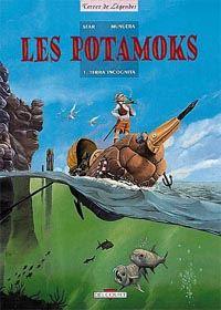 Les Potamoks : Potamoks : Terra incognita #1 [1996]
