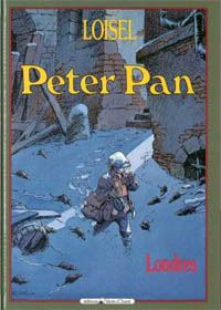 Peter Pan : Londres [#1 - 1990]
