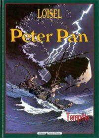 Peter Pan : Tempête [#3 - 1994]