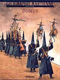 Géographie martienne : Domus #3 [1998]