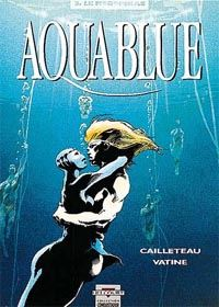 Aquablue : Le Mégophias #3 [1990]